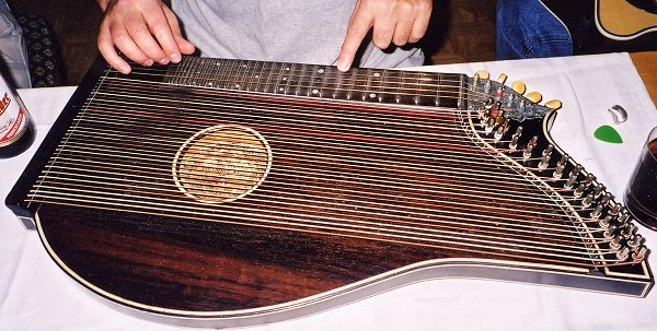 A closer look at the 'Zither'